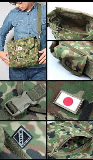 J-TECH(ジェイテック)フランス軍TYPEMUSETTEBAGミュゼットバッグ【中田商店】JT-154-JD