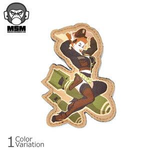 MilSpecMonkey(ミルスペックモンキー)ミリタリーワッペンDEATHFROMABOVEデス・フロム・アバヴ【メール便対応】【ヤマトメール便】