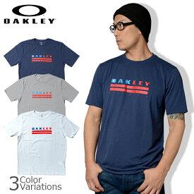 OAKLEY(オークリー) CALIFORNIA LOGO TEE カリフォルニア ロゴ プリント Tシャツ 【レターパックライト対応】 457551