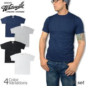 TOYO ENTERPRISE(東洋エンタープライズ) WHITESVILLE ホワイツビル 2 PACK S/S T-SHIRT 2枚組み 半袖 Tシャツ WV73544