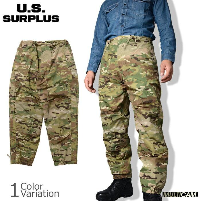 U.S SURPLUS(USサープラス) 米軍放出未使用品 GEN3 L-6 GORE-TEX パンツ