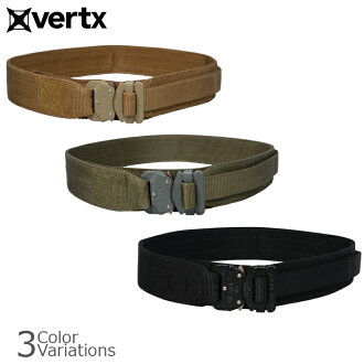 Vertx ( vertex ) SOLID RAPTOR BELT and belt sold Raptor VTX9500