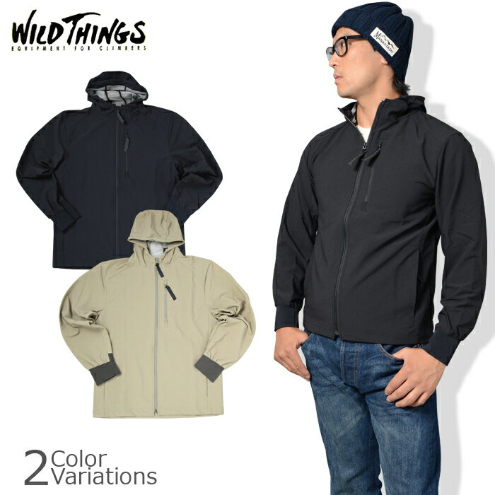 WILD THINGS(ワイルドシングス) EQUILIBRIUM SWITCH HOODY エクリブリウム スイッチ フーディ ジャケット 14FWWT010024