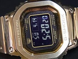 CASIO G-SHOCK Bluetooth 搭載 電波ソーラー GMW-B5000GD-9JF 【中古】未使用