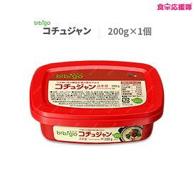 CJ bibigo コチュジャン 200g ヘチャンドル 韓国調味料 韓国食品 ※お一人様12点まで