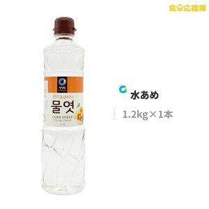 水飴 1.2kg 韓国調味料 チョンジョンウォン