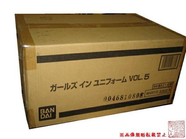 正直屋♪1カートン(96個)『ガールズ・イン・ユニフォーム Vol5』