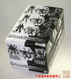 1BOX(10個入)バンダイ『機動戦士ガンダム Gフレーム06』★新品未開封★
