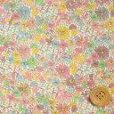 【サンドウ限定復刻色】リバティプリント タナローン生地(Pebble ペブル)ピンク【3630152】