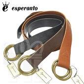 エスペラントesperantoイタリアンレザーバッグ財布ウォレットベルトかばんネックレスブレスレットアクセサリ