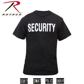 Rothco 2-Sided T-Shirt(ロスコ 2-Sided Tシャツ)6618他(4色)
