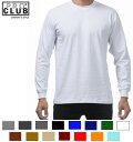 プロクラブ PRO CLUB ヘビーウエイト長袖Tシャツ:114