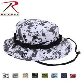 ロスコ デジタルカモ ブーニーハットRothco Digital Camo Boonie Hat5891(8色)