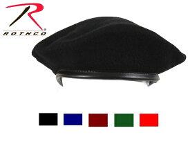 ロスコG.I.スタイルベレー帽4907