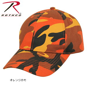 ロスコ迷彩キャップRothcoSupremeCamoLowProfileCap8285(14色)