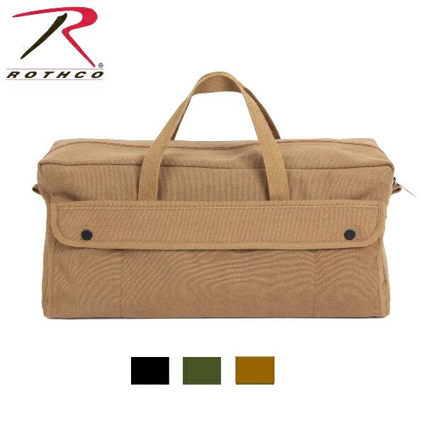 ROTHCO(ロスコ)ジャンボ メカニック ツール バッグ/Jumbo Mechanic Tool Bag:8146他(3色)