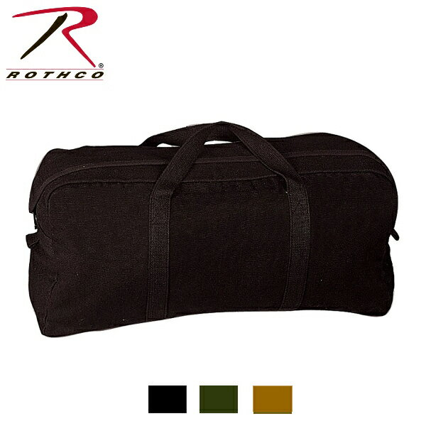 ROTHCO(ロスコ)タンカースタイル ツール バッグ/Canvas Tanker Style Tool Bag:8182他(3色)