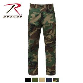 ROTHCO(ロスコ)リップストップ6ポケットカーゴパンツ/RIP-STOP B.D.U. PANTS:5923他(5色)