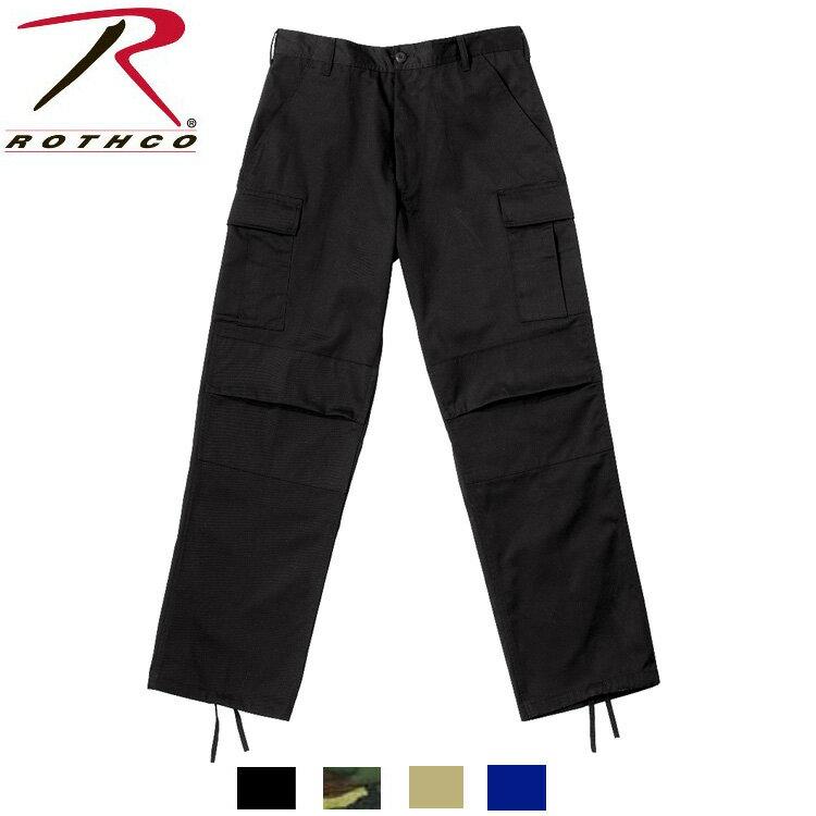 ROTHCO(ロスコ)ジッパーフライ6ポケットカーゴパンツ/ZIPPER FLY B.D.U. PANTS:2971他(4色)