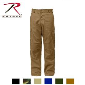 ROTHCO(ロスコ)ジッパーフライ6ポケットカーゴパンツ/ZIPPER FLY B.D.U. PANTS:2971他(6色)