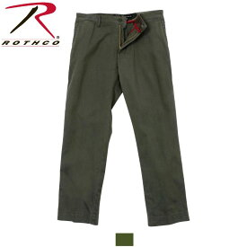 ROTHCO(ロスコ)デラックス4PチノDeluxe 4-Pocket Chinos:4978