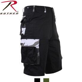 ROTHCO(ロスコ)6ポケットカーゴショーツ/ハーフパンツ/ACCENT FATIGUE SHORTS:7795他(2色)