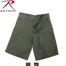 ROTHCO(ロスコ)ビンテージ5ポケットフラットフロントショーツ/ハーフパンツ/VINTAGE FLAT FRONT SHORTS:2620他(2色)
