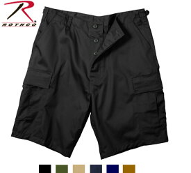 ROTHCO(ロスコ)6ポケットカーゴショーツ/COMBAT SHORTS:65206他(6色)