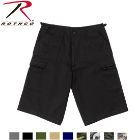 ROTHCO(ロスコ)6ポケット ロング カーゴショーツ/ハーフパンツ/XTRA LONG FATIGUE SHORTS :7761他(9色)