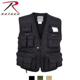 Rothco Uncle Milty Travel Vest 7531他(ロスコ トラベル ベスト)