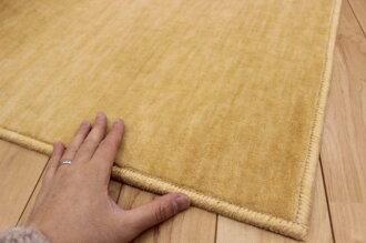 カーペット4.5畳防音丸巻き抗菌防臭じゅうたん絨毯無地厚手クッション品名BO−50江戸間4.5畳4.5帖261×261cm