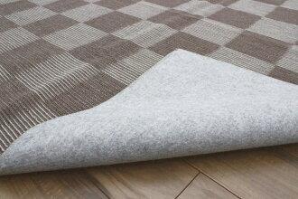 カーペット3畳ラグじゅうたん絨毯じゅうたん絨毯抗菌防臭折り畳み日本製ベージュグリーン緑おしゃれ三畳品名リーズナー江戸間3畳176×261cm