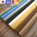 カーペット 4.5畳 絨毯 じゅうたん ラグ ブラウン アイボリー グレー ブルー グリーン 青 黒 緑 ブラック 抗菌 防臭 …