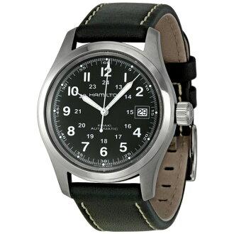 HAMILTON Hamilton カーキフィールドオート 38 mm mens watch H70455863 regular products