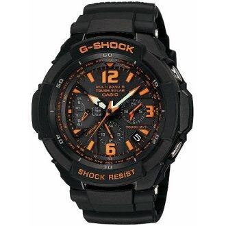G shock Casio 6600 SKY COCKPIT tough solar radio watch MULTIBAND 6 GW-3000B-1AJF