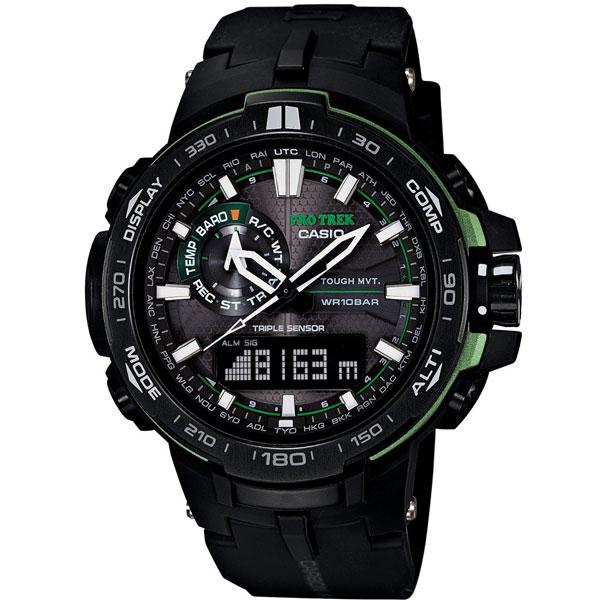 カシオ PROTREK プロトレック 腕時計 スマートアクセス マルチバンド6ソーラー電波 PRW-6000Y-1AJF