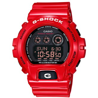 "GD-X6900RD-4JF Japan Rolex mens watches, Casio ""g-shock"""
