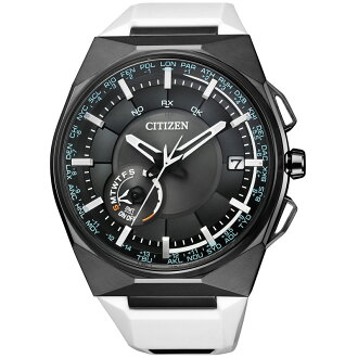 CITIZEN citizen watch eco drive satellite wave F100 satellite radio receiver limited CC2004-08E mens
