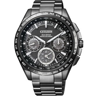 CC9017-59E mens F900 GPS satellites and satellite wave radio eco-drive CITIZEN watches citizen atessa