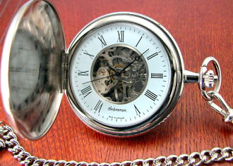 HABMANN ハッフマン pocket watch hand rolled Ref.31913CROH