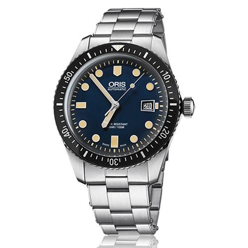 ORIS オリス 腕時計 ダイバーズ65 42mm 自動巻き ステンレス Ref.733 7720 4055 国内正規品