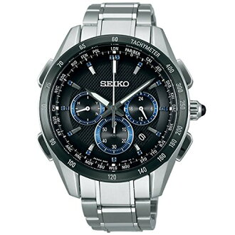 SEIKO Seiko watch BRIGHTZ brightz 15th anniversary commemorative limited edition titanium solar radio SAGA203 mens