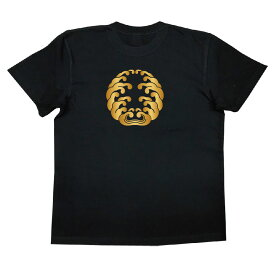 【プレゼントに喜ばれてます!】家紋TシャツのThe C'mon 青山浪【戦国武将 メンズ 半袖|おもしろTシャツ tシャツ おもしろ 面白いtシャツ プレゼント お笑いTシャツ ジョークTシャツ おもしろ雑貨 ティーシャツ 俺流 パロディ 和柄 長袖 外国人 お土産】