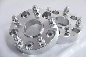 5穴 PCD120.65 70.3mm ハブリング有 ワイドトレッドスペーサー 2枚 厚さ:38.1mm ねじサイズM12-1.5コルベット(1990年〜)カマロ(1993年〜2003年)