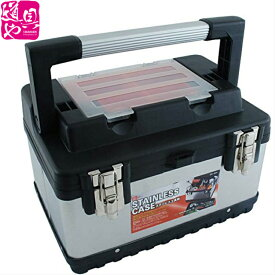 新品!激安 SK11 工具箱 ツールボックス ステンレス製 SSC-380W【領収書対応】