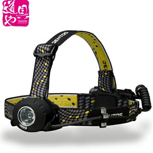 【在庫有】HW-000X ジェントス GENTOS LEDヘッドライト ヘッドウォーズ000X 300ルーメン IPX4 電池式