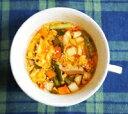 お手軽で低カロリー『キムチたまごスープ』(10食入り)フリーズドライ たまごスープ 保存食 非常食 備蓄
