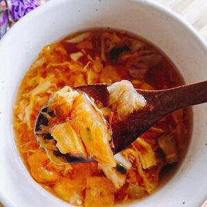 【送料無料】トマトと野菜仲間のたまごスープ(10食入×9袋)フリーズドライ たまごスープ 保存食 非常食 備蓄 まとめ買い ダイエット ダイエットスープ 簡単 お手軽 インスタント 朝食 夜