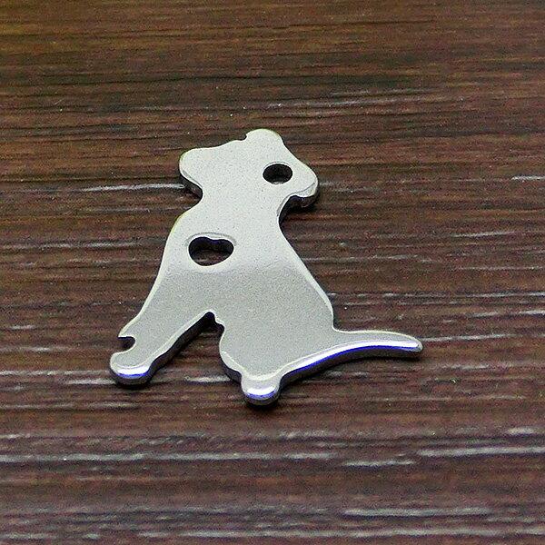 犬 モチーフ ペンダント ネックレス レディース ステンレス 低アレルギー素材 170417134403(t805) トップ チャーム ドッグ アニマル 動物