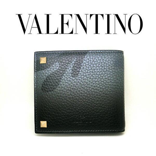 VALENTINO 二つ折り財布 迷彩柄 レザー バレンチノ ヴァレンティノ ガラヴァーニ カモフラージュ柄 財布 レディース メンズ my0p0654vxmv35 (t707) 87090928 卒業祝 入学祝